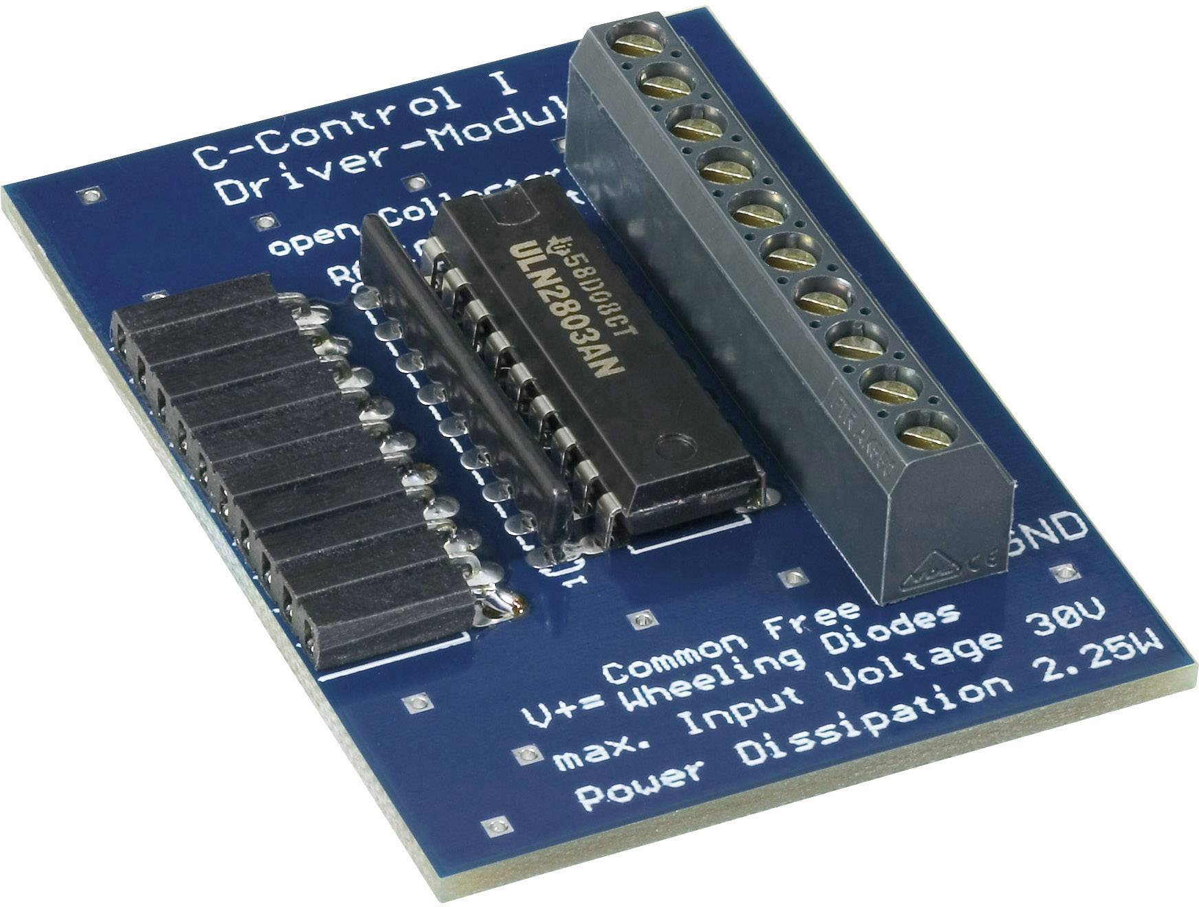 Ovládací modul C-Control pre I²C-Bus zbernice EIB