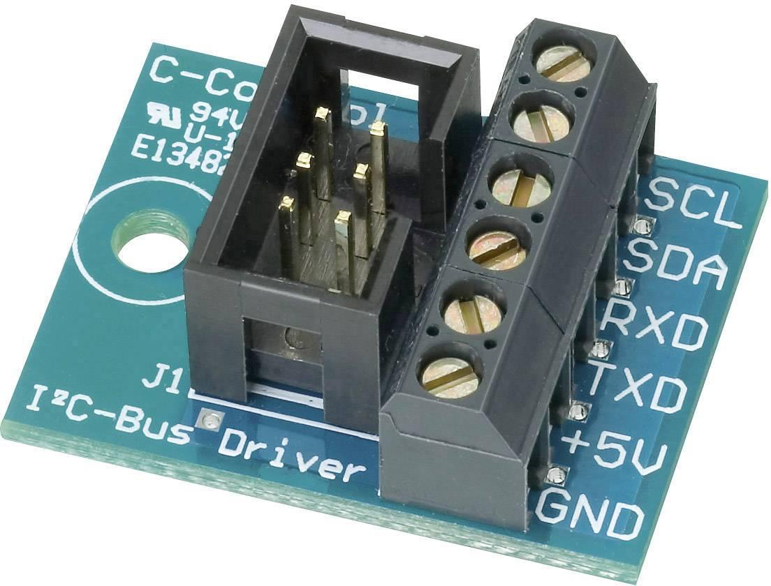 """I²C liniový vysílač """"C-Control výkonový ovladač 198280 I²C"""