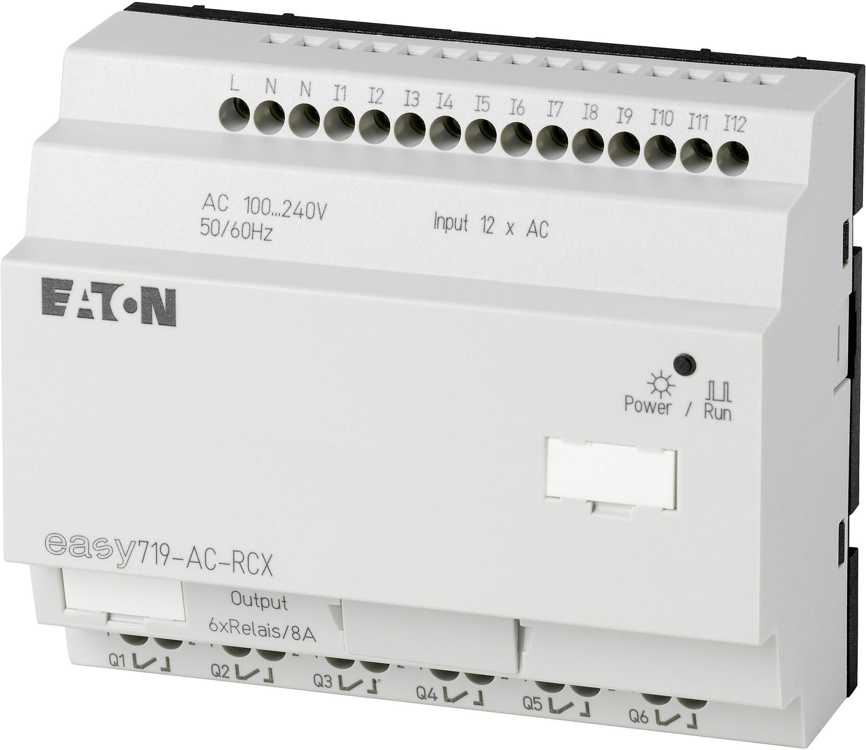 Riadiacimodul Eaton easy 719-AC-RCX 274116, 115 V/AC, 230 V/AC