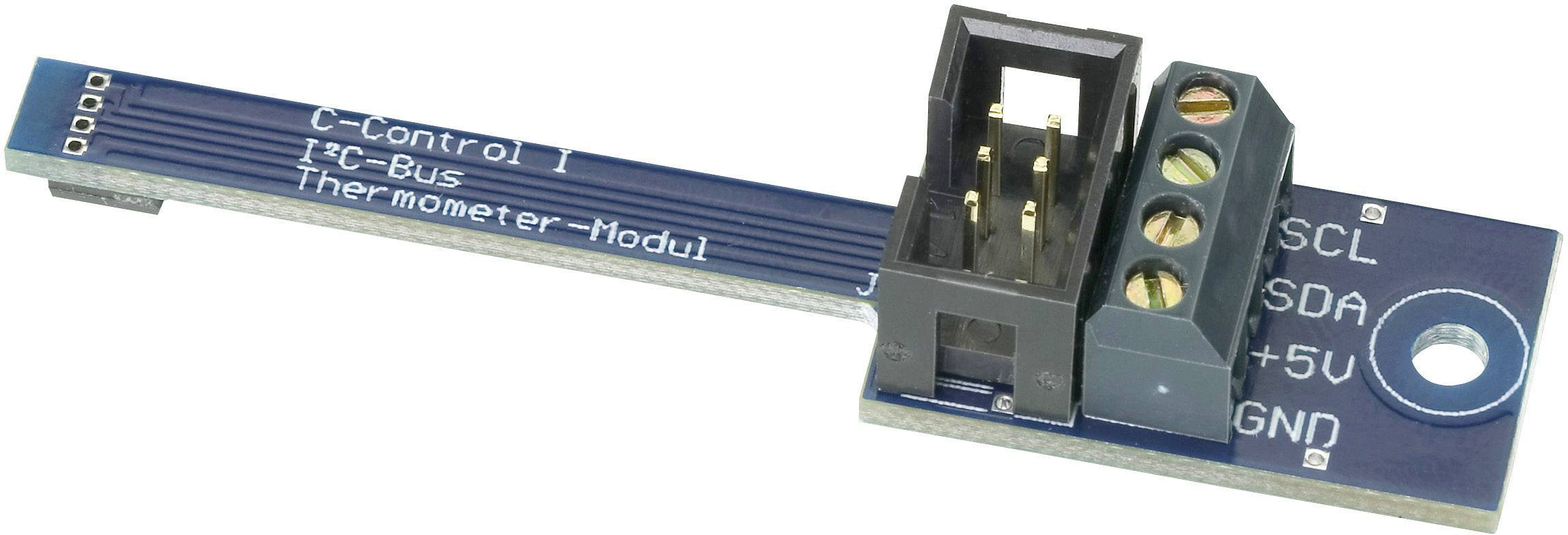 I²C teplomer modul C-Control, -55 až 125 °C