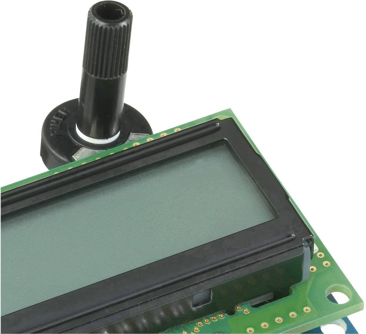 I²C-Bus LCD modul displeja C-Control