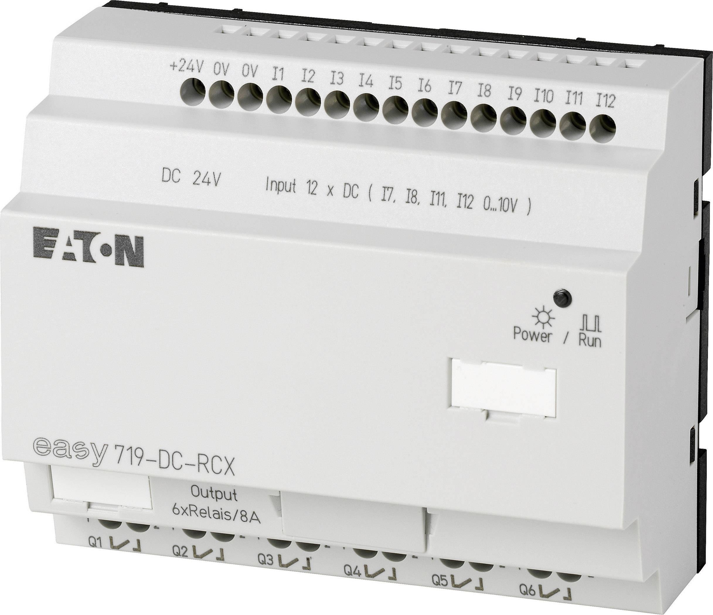 Riadiacimodul Eaton easy 719-DC-RCX 274120, 24 V/DC