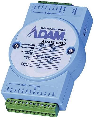 I / O modul DO , DI Advantech ADAM-6066-D,počet vstupů 6 x, Počet výstupů 6 x, 12 V/DC, 24 V/DC