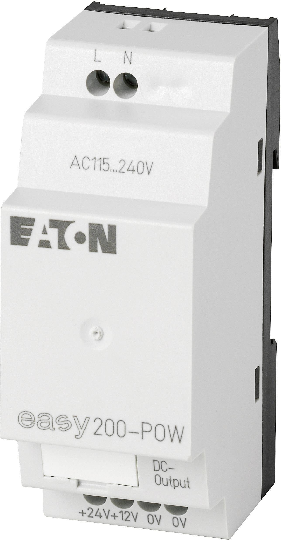 Napájecí modul na DIN lištu Eaton easy200-POW