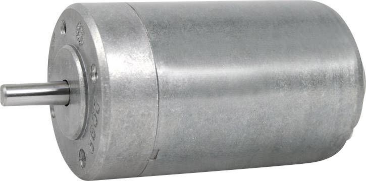 DC motor DOGA, 24 V, 2,5 A, 1500 ot./min