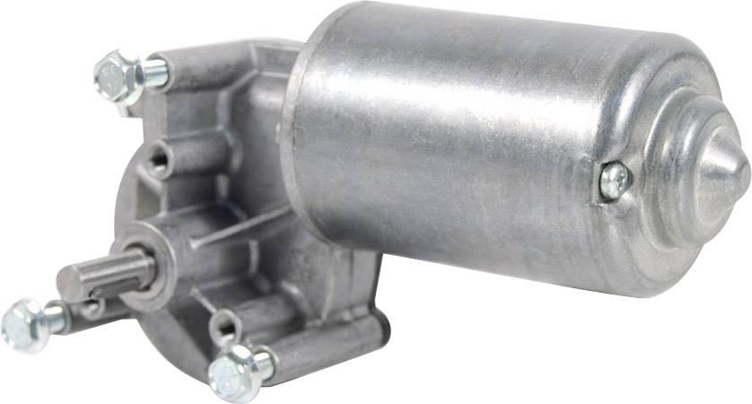 Převodový DC motor DOGA, 24 V, 2,5 A, 40 ot./min