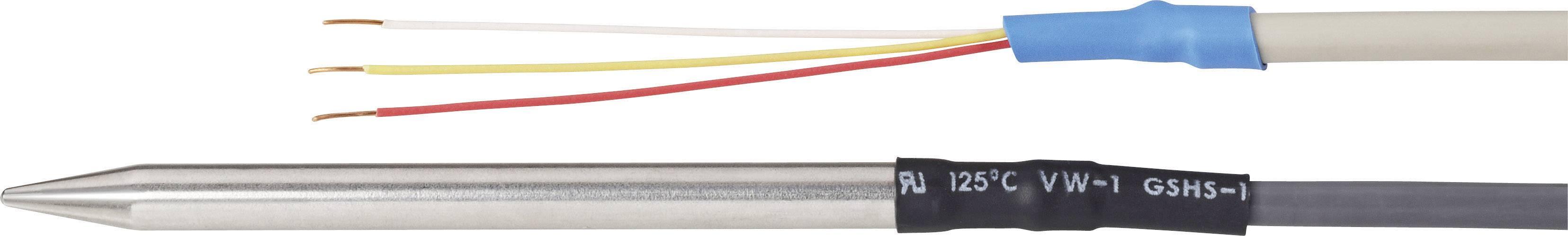 Teplotný senzor FS-400P, -100 do 200 °C, 3 m, 6 mm