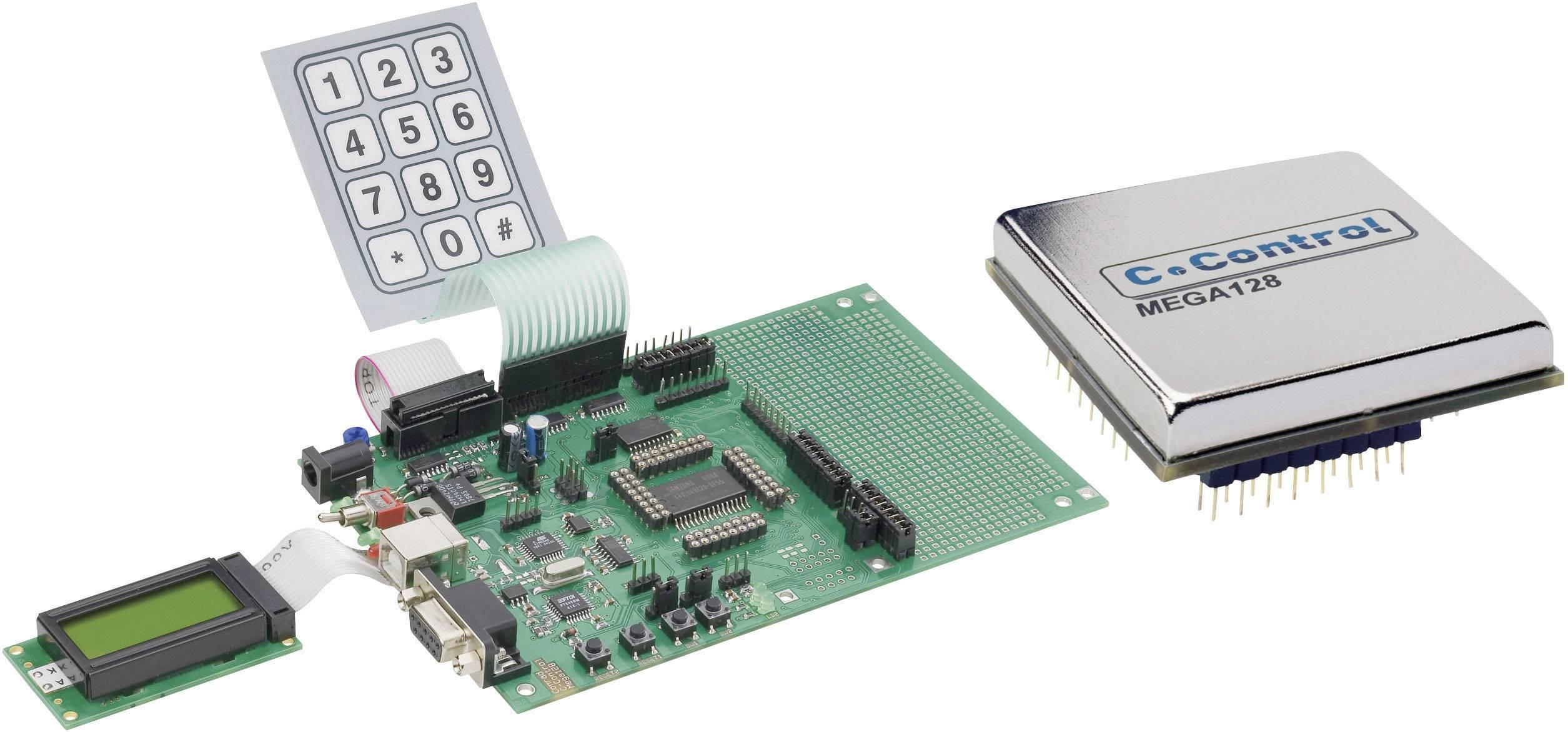 Štartovacia sada C-Control PRO Mega 128 Spar-Set 198484