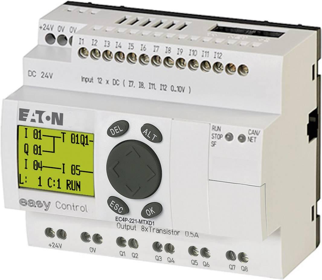 Riadiacimodul Eaton EC4P-221-MTXD1 106391, 24 V/DC
