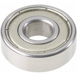 Radiálne drážkované guľôčkové ložisko UBC Bearing 609 2Z, Ø otvoru 9 mm, vonkajší Ø 24 mm