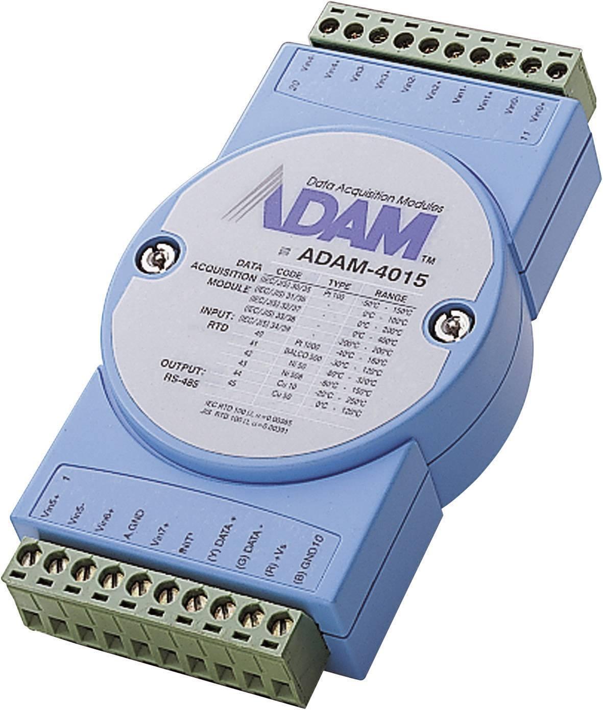 RTD-PT100 modul 6kan. Advantech ADAM-4015, 10 - 30 V/DC