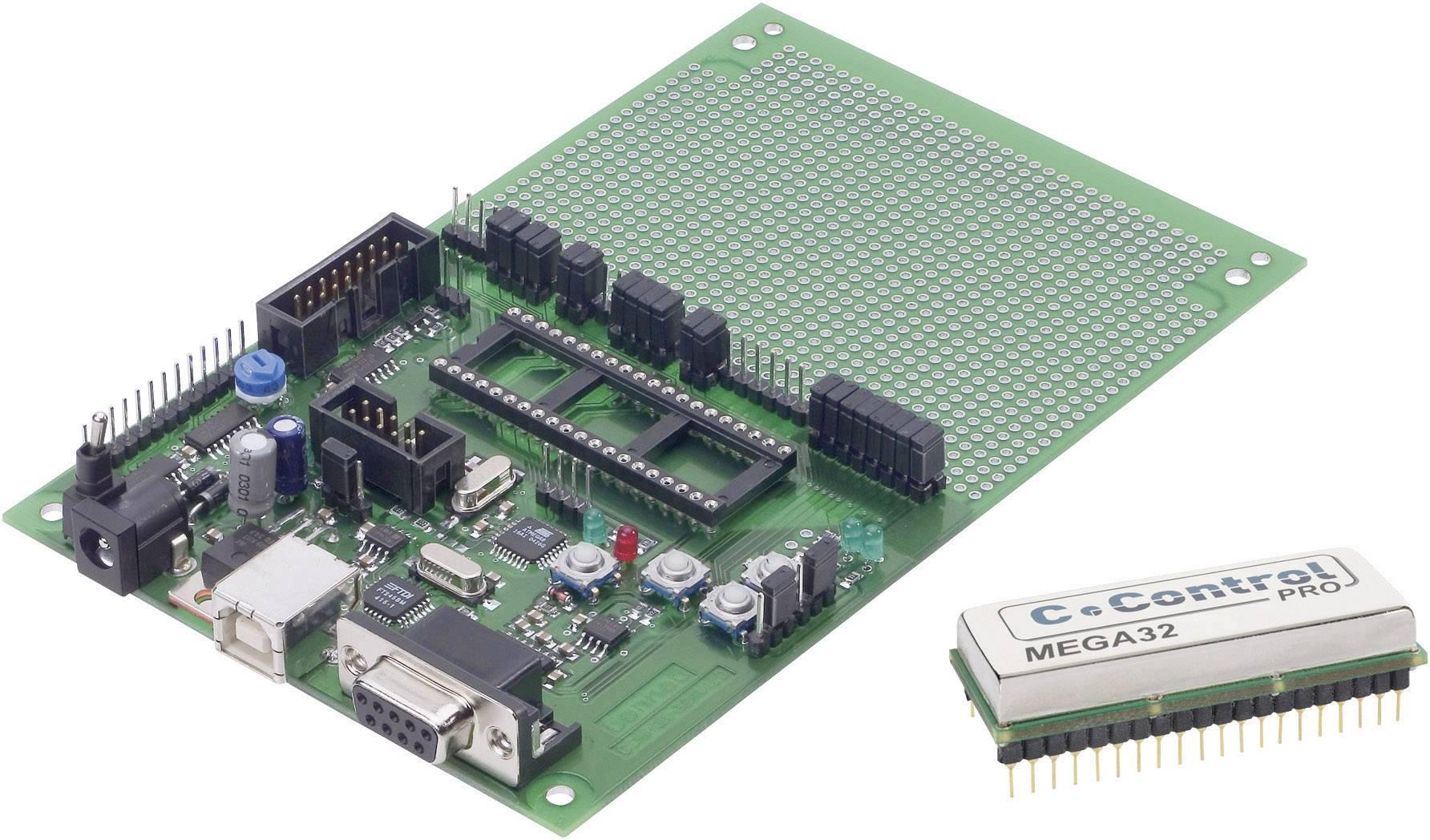 Štartovacia sada C-Control PRO Mega 32 Spar-Set 198583