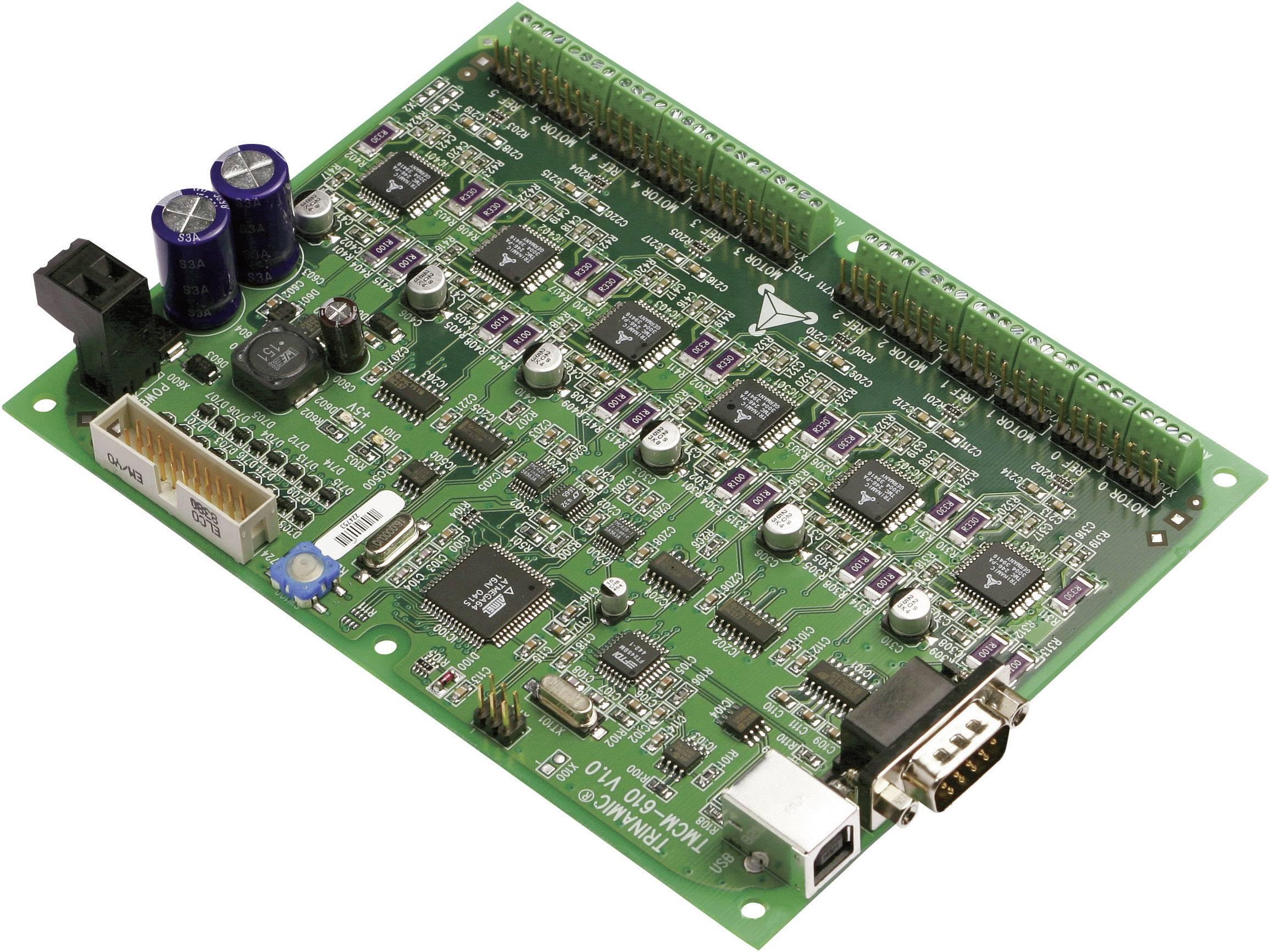 Regulátor krokového motora Trinamic TMCM-351-E-TMCL, 2.8 A