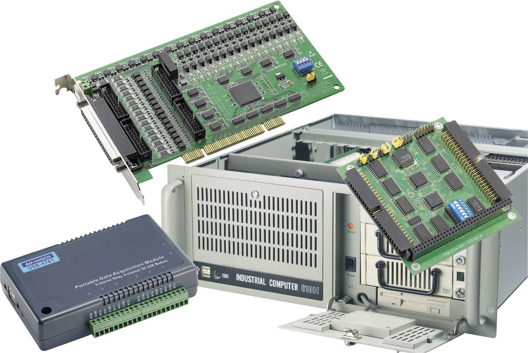 USB modul Advantech Thermocouple Input, USB-4718-AE, 8kanálový