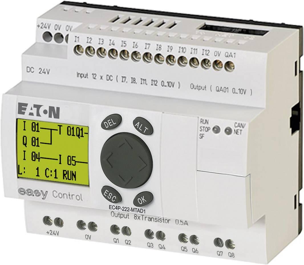 Riadiacimodul Eaton EC4P-222-MTAD1 106403, 24 V/DC