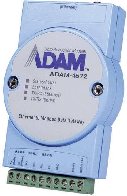 Ext.převodník pro MODBUS/RTU, ASCII - MODBUS/TCP Advantech ADAM-4572 (ADAM-4572-BE)
