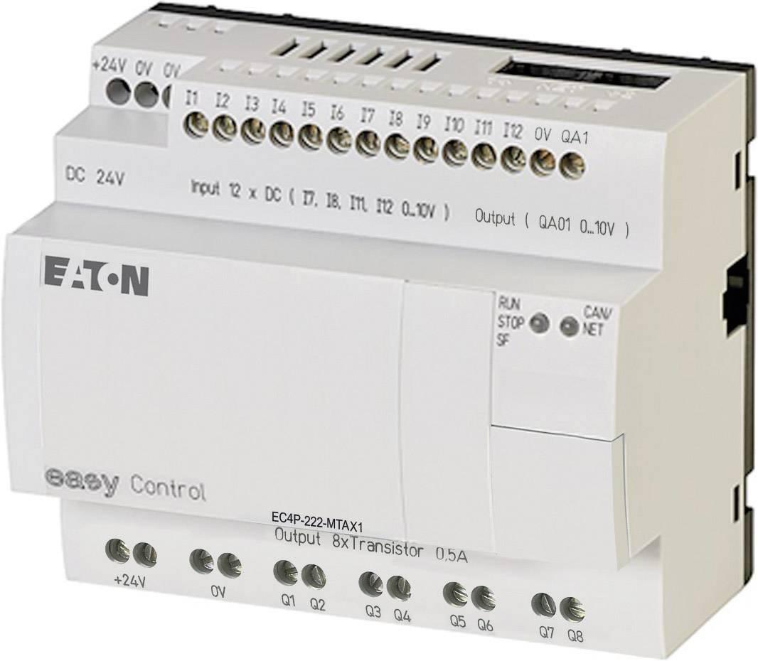 Riadiacimodul Eaton EC4P-222-MTAX1 106404, 24 V/DC