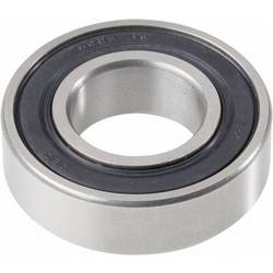 Radiálne drážkované guľôčkové ložisko UBC Bearing 6205 2RS, Ø otvoru 25 mm, vonkajší Ø 52 mm