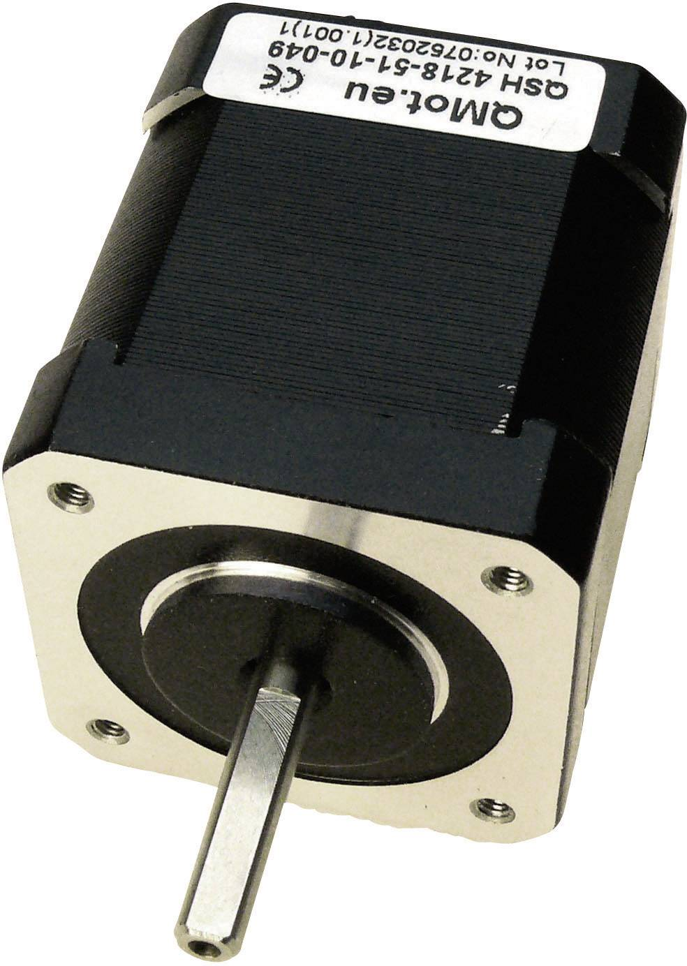 42mm krokový motor Trinamic Qmot Hybrid QSH4218-51-10-049, 1,8°, 0 - 40 V/DC, 1 A