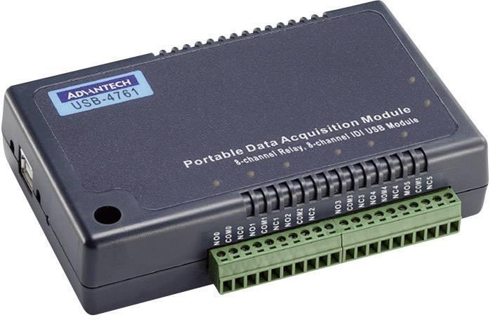 Reléový modul Advantech, USB-4761-AE, 8kanálový