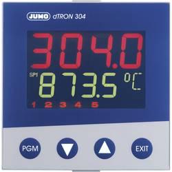 Panelový termostat JUMO dTRON 304, 110 - 240 V/AC, 92 x 92 mm