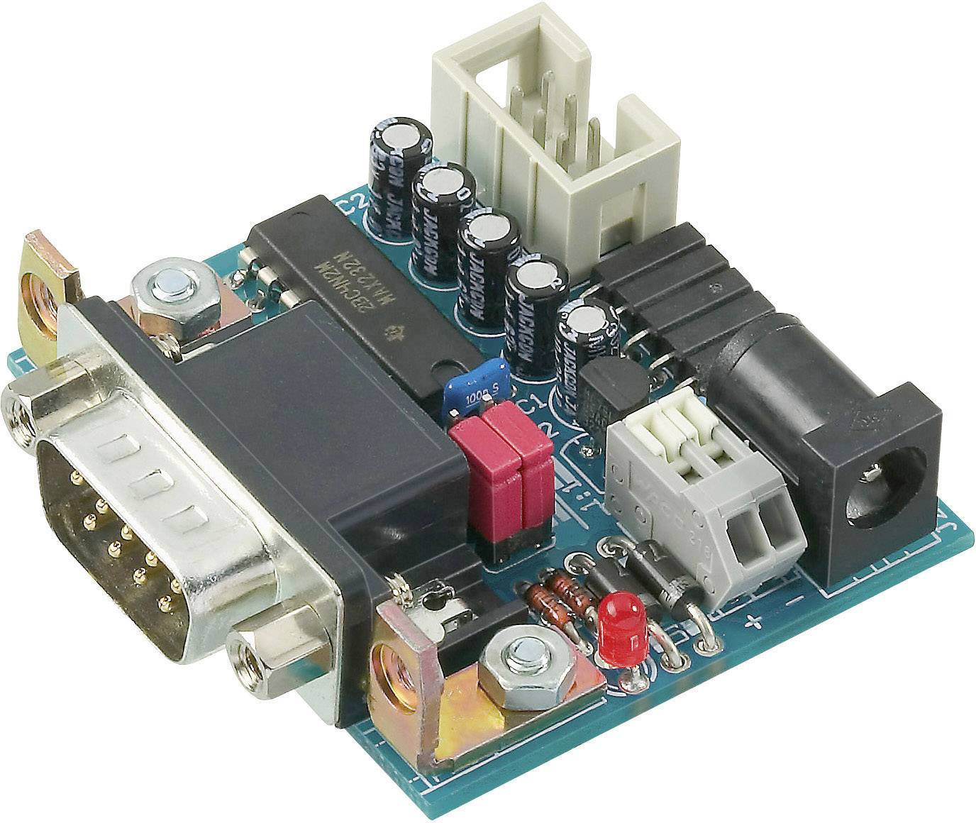 Programovací modul s rozhraním RS232 C-Control