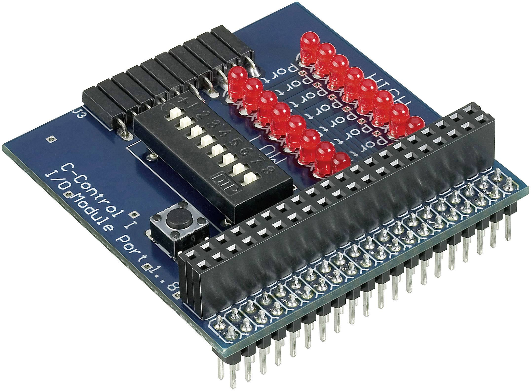 I/O ovladací modul C-Control pre aplikačnú dosku 2.0
