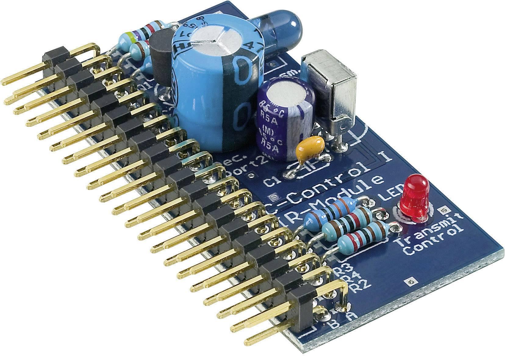 IR vysielač/prijímač pre aplikácie C-Control I