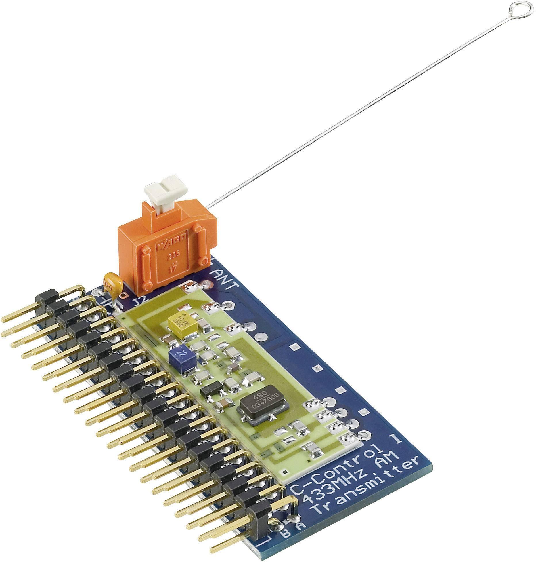 Vysílací modul C-Control, 433 MHz, AM RF rozhraní