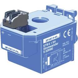 Proudový měnič Ziehl STWA 1 H 100 A (max.) Vstupy měření 2 A/AC Výstupy LED