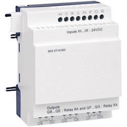 Rozšiřujicí PLC modul Schneider Electric Zelio Logic SR3 XT141B, 24 V/AC