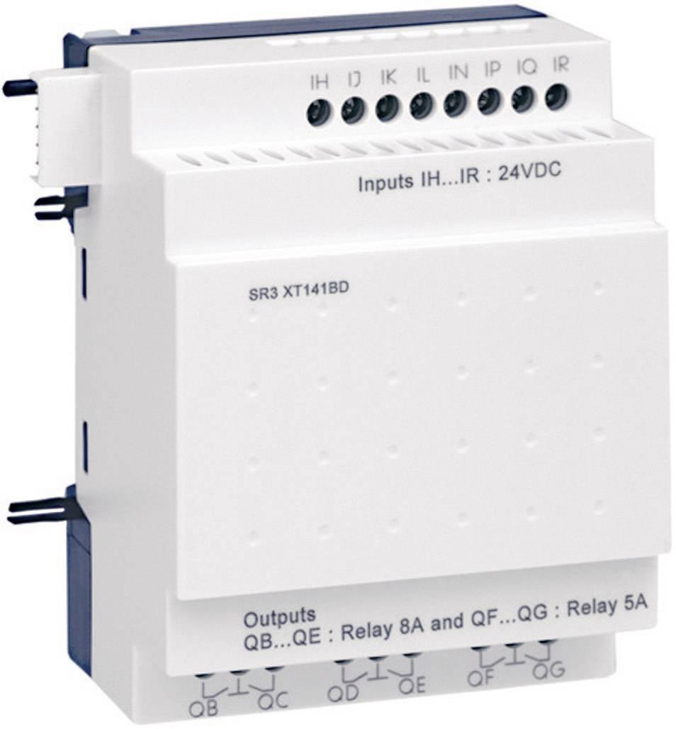 Rozšiřujicí PLC modul Schneider Electric Zelio Logic SR3 XT43BD, 24 V/DC