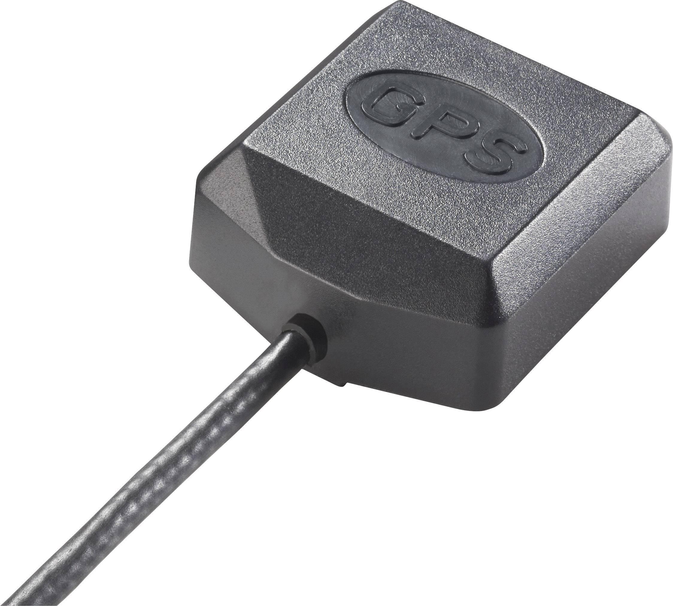 GPS přijímač pro GSM modul GX107, 199310, 6pólový