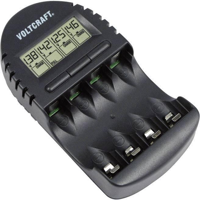 Nabíječka Voltcraft BC-300