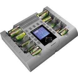 Nabíjačka na okrúhle akumulátory VOLTCRAFT Charge Manager 2024, micro (AAA), mignon (AA), baby (C), mono (D), 9 V blok