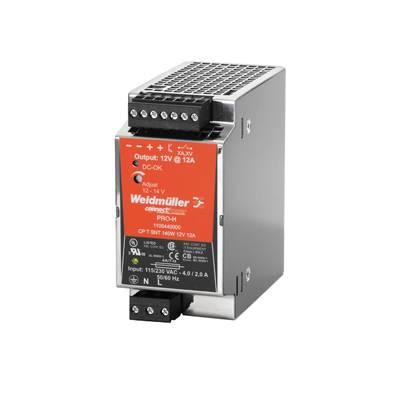 Síťový zdroj na DIN lištu Weidmüller CP T SNT 180W 48V 4A, 1 x, 48 V/DC, 4 A, 180 W