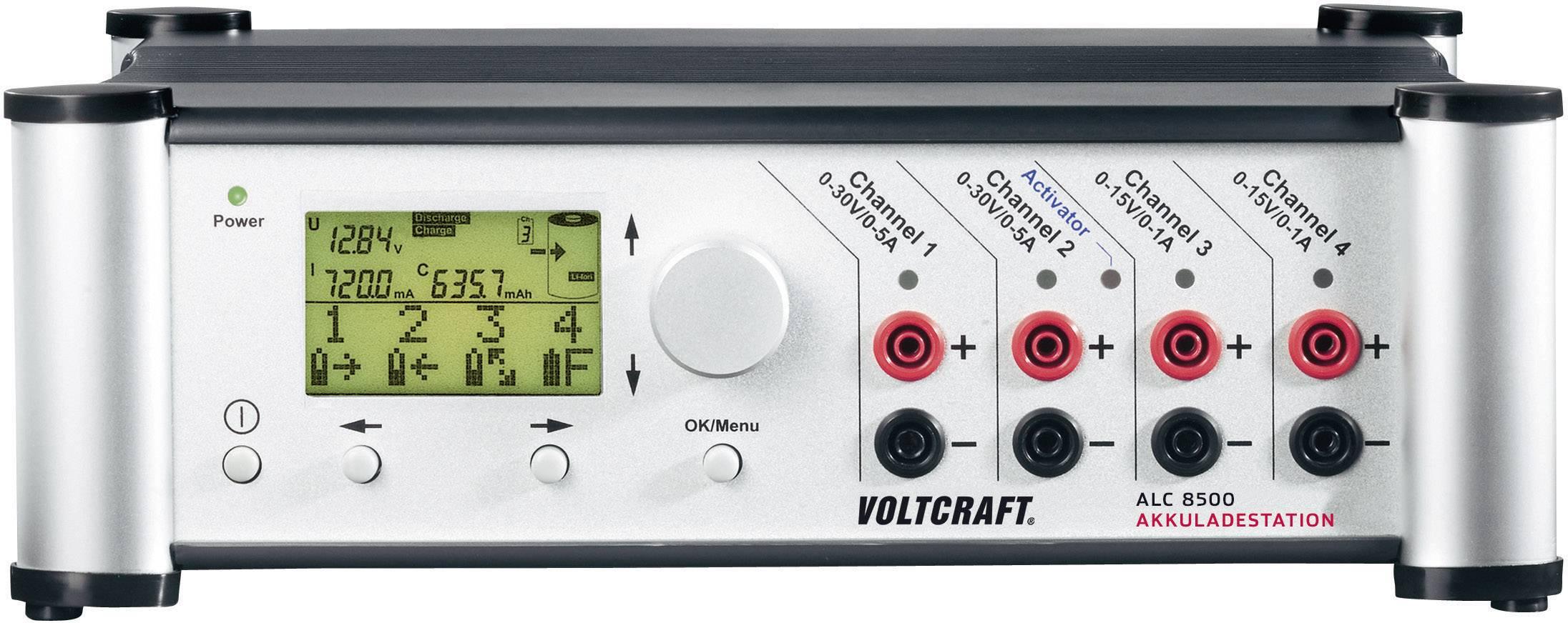 Nabíjacia stanica Voltcraft ALC 8500 Expert