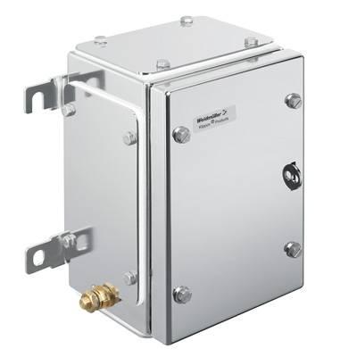 Inštalačná krabička Weidmüller KTB MH 221513 S4E1 1194560000, (d x š x v) 133 x 152 x 229 mm, ušľachtilá oceľ, 1 ks