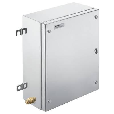 Inštalačná krabička Weidmüller KTB MH 352620 S4E3 1194880000, (d x š x v) 200 x 260 x 350 mm, ušľachtilá oceľ, 1 ks