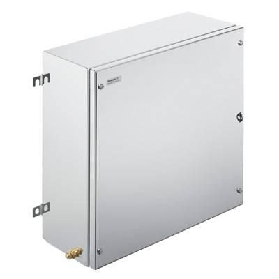 Inštalačná krabička Weidmüller KTB MH 484815 S4E3 1195130000, (d x š x v) 150 x 480 x 480 mm, ušľachtilá oceľ, 1 ks
