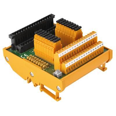 1-wire, Screw connection FTA-C300-16AO-TEST-S Weidmüller Množství: 1 ks