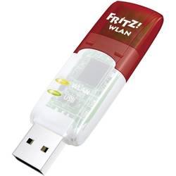 Adaptér AVM FRITZ!WLAN USB 2.0, 300 MBit/s, 2.4 nebo 5 GHz