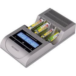 Nabíjačka na okrúhle akumulátory VOLTCRAFT Charge Manager 420, micro (AAA), mignon (AA)