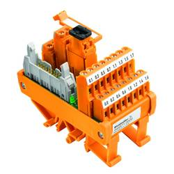 Předávací prvek 1 ks Weidmüller RS 16 IO 1W L H Z 24 V/DC (max)