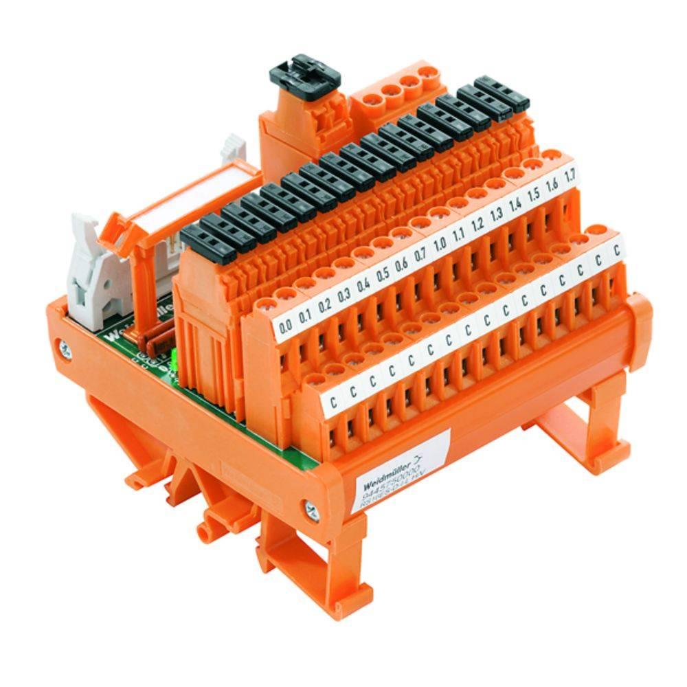 Předávací prvek 1 ks Weidmüller RS 16 IO 2W I H S 50, 25 V/DC, V/AC (max)