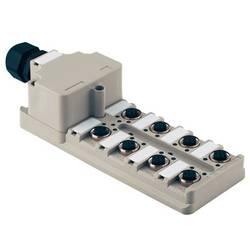 Pasivní box senzor/aktor Weidmüller SAI-8-M 5P M12 NPN 1781060000, 1 ks