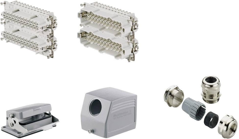 Sada konektoru RockStar® HDC HE Weidmüller 1712550000 1 ks