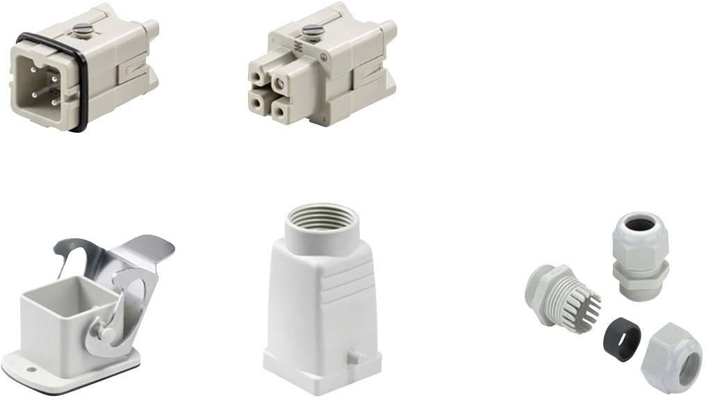 Sada konektorů RockStar® HDC HA Weidmüller 1712570000 1 ks