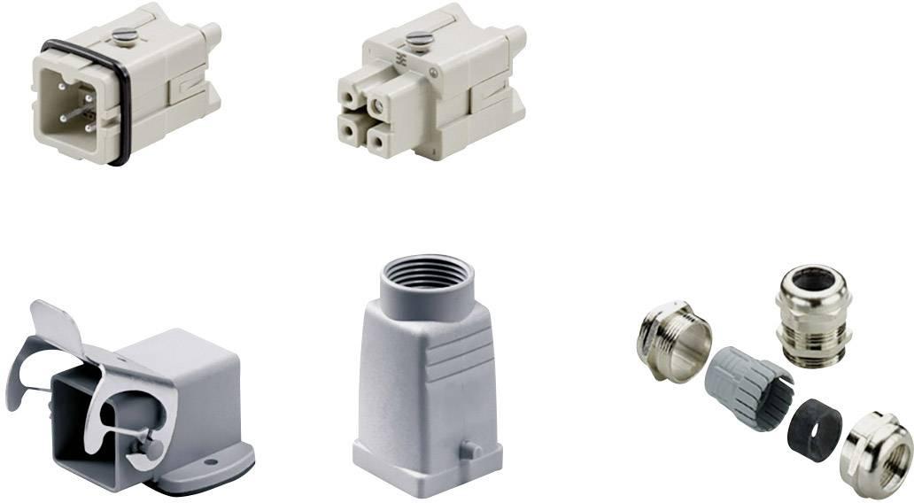 Sada konektorů RockStar® HDC HA Weidmüller 1712580000 1 ks