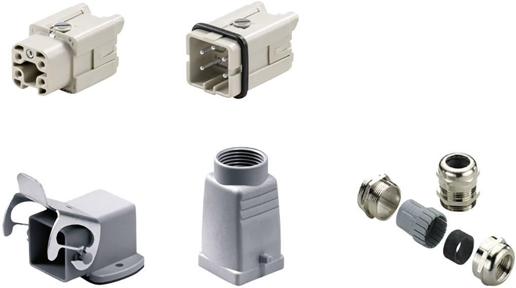 Sada konektorů RockStar® HDC HA Weidmüller 1712610000 1 ks